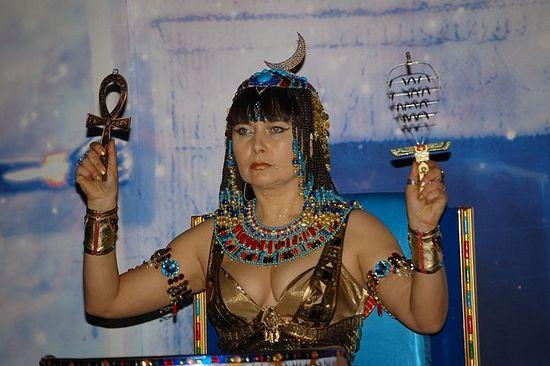 Марина Цвигун, она же «Мария Дэви Христос», она же Виктория ПреобРАженская в своем новом амплуа