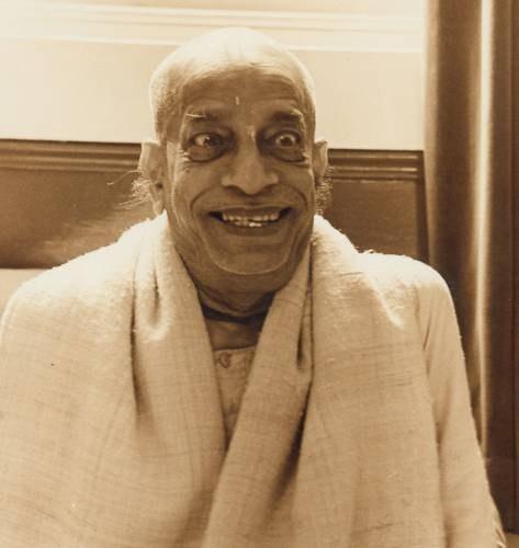 """Свами Прабхупада - основатель секты """"Международное общество сознания Кришны"""". Фото: http://www.k-istine.ru/india/india_intolerance_gury.htm"""