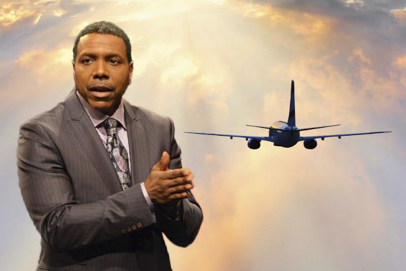 Телепроповедник-неопятидесятник требует от своих адептов купить ему самолет за 65 миллионов долларов