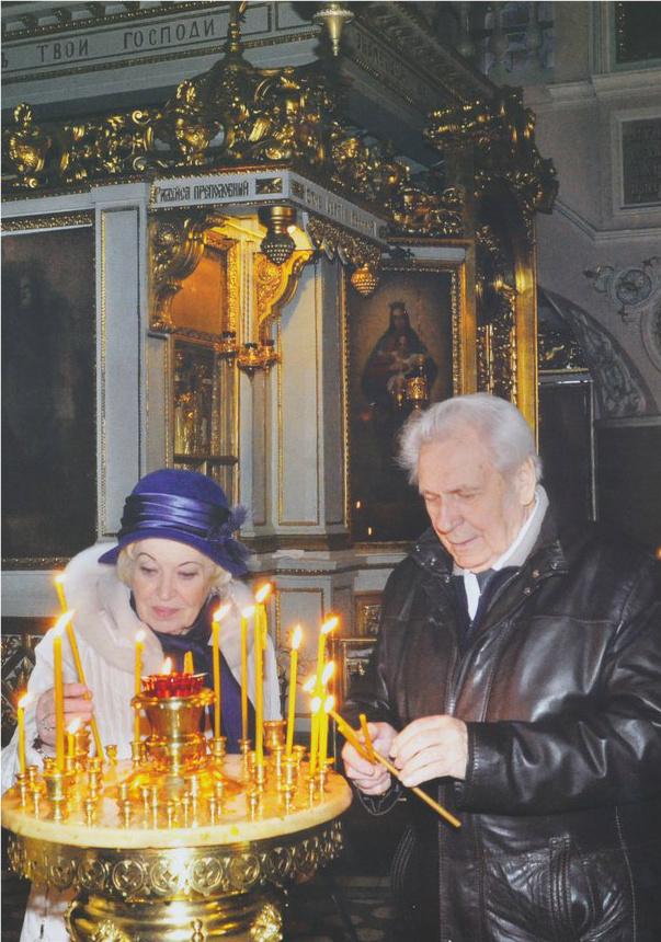 Ядовитые плоды оккультизма. И. П. Неумывакин: «Ношение крестика убивает биополе». Фото: http://www.neumivakin.ru/biography