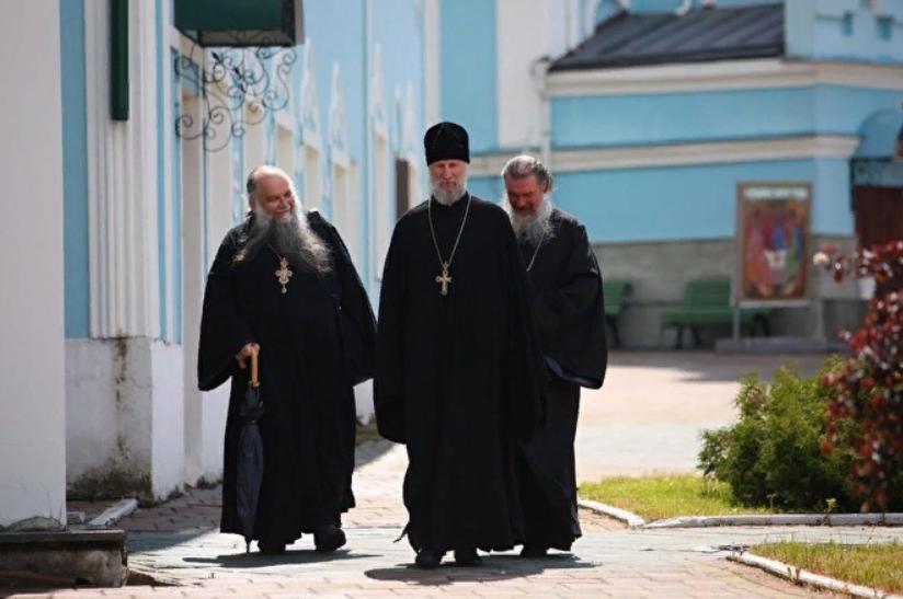 Сторонники схиигумена Сергия заявили о возможности создания им своей церкви